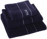 HUGO BOSS Towel - Navy - Bath Towel