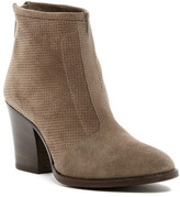 Aquatalia by Marvin K Faris Perforated Suede Bootie