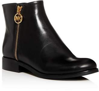MICHAEL Michael Kors Women's Lainey Low-Heel Booties