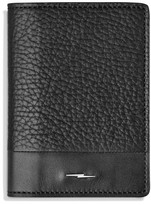 Shinola Men's Bold Card Case - Black