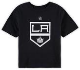 Outerstuff Preschool Black Los Angeles Kings Primary Logo T-Shirt
