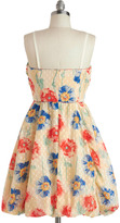 Anna Sui Playful Palette Dress