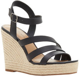 Lucky Brand Women's Latif Ankle Strap Wedge Sandal