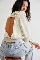Thumbnail for your product : Free People Lace Of Base Sweater