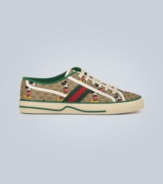 Gucci Disney x Tennis 1977 sneakers