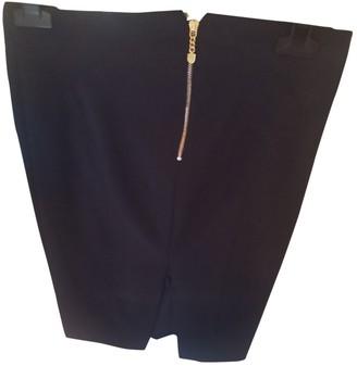 Elisabetta Franchi Blue Cotton - elasthane Skirt for Women