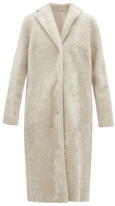 Max Mara S Fervida Coat - Womens - Cream
