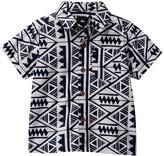 Quiksilver Kaulana Short Sleeve Shirt (Toddler Boys)
