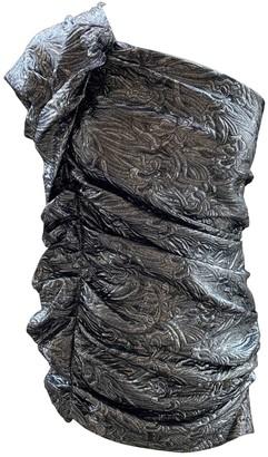 Isabel Marant Metallic Wool Dresses