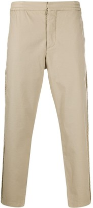 Barena Straight Leg Cropped Trousers