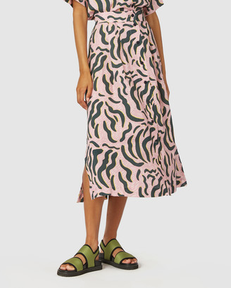 gorman Women's Multi Skirts - Tiger Skirt - Size One Size, 6 at The Iconic