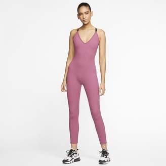 Nike Women's Ribbed Jumpsuit Sportswear JDI