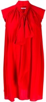 Givenchy pleated day dress