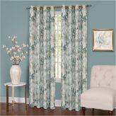 Asstd National Brand Grommet-Top Curtain Panel