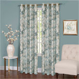 Asstd National Brand Tranquil Grommet-Top Curtain Panel