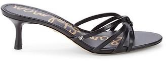 Sam Edelman Jedda Leather Slide Sandals