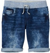 SO Girls 7-16 & Plus Size SO® Metallic Ribbed Waist Bermuda Shorts