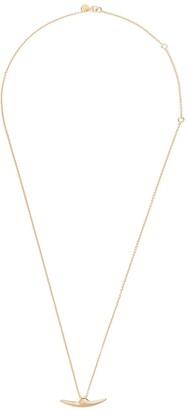 Shaun Leane Arc fine chain necklace