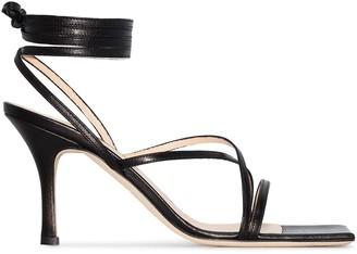 A.W.A.K.E. Mode Ophelia self-tie sandals