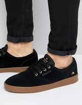 Emerica Romero Trainers In Black