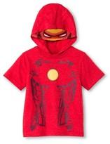 Iron Man Toddler Boys' Ironman Costume Tee