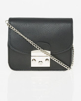 Le Château Leather-Like Crossbody Bag