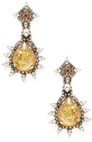 Dannijo Appius Drop Earrings