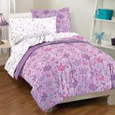 Dream Factory Crowns & Stars Bed Set