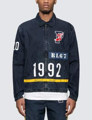 Polo Ralph Lauren Stadium Windbreaker Jacket