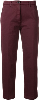 DEPARTMENT 5 chino gabardina trousers