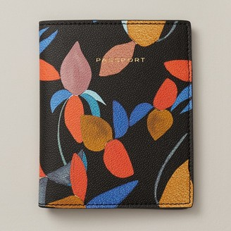 Love & Lore Love And Lore Passport Holder Mood Floral