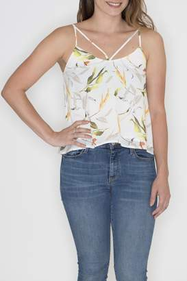 Hommage Floral Cami Top