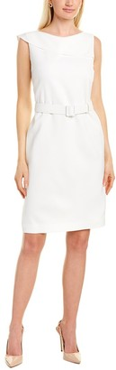 Lafayette 148 New York Smith Sheath Dress