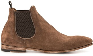 Officine Creative Revien 3 Chelsea boots