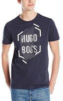 HUGO BOSS BOSS Green Men's Classic Hugo Logo T-Shirt