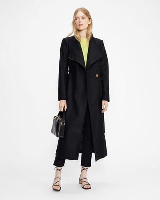Ted Baker Wool Wrap Coat