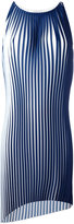 Stefano Mortari pleated tank dress - women - Polyester - 44