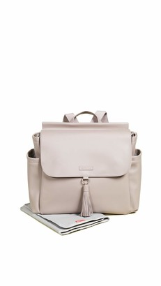 Skip Hop Greenwich Simply Chic Convertible Backpack Portobello Convertible Cross Messenger Shoulder Bag with Changing Mat
