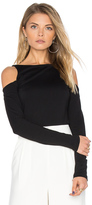 Susana Monaco Avery Long Sleeve Top