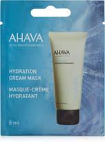 Ahava Hydration Cream Mask Sachet