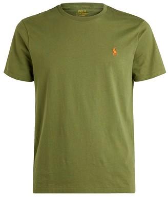 Ralph Lauren Cotton Logo T-Shirt