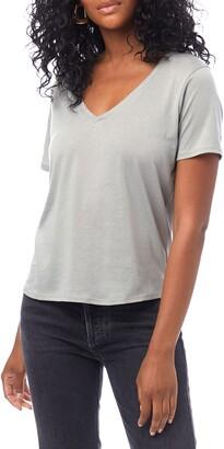 Alternative Organic Cotton V-Neck T-Shirt