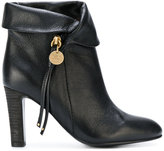 See by Chloe ankle boots - women - Leather - 36