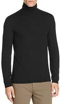 ATM Anthony Thomas Melillo Atm Cotton Ribbed Turtleneck Sweater