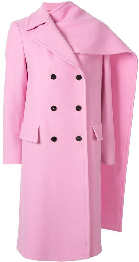 MSGM 2742MDC121195750 PINK 12 Wool or fine animal hair->Wool