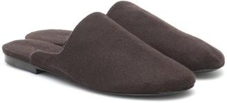 Granpa cashmere slippers