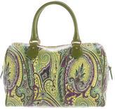 Etro Paisley Printed Handle Bag