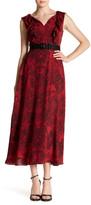 Eva Franco Eudora Midi Dress