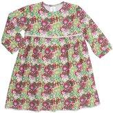 Zutano Primrose Button Dress (Toddler) - Pink-3T