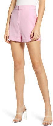Endless Rose High Waist Tailored Shorts